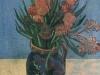 1888 Vase avec des lauriers roses