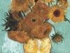 1888 Vase avec douze tournesols