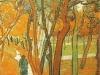 1889 Les feuilles tombantes
