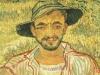 1889 Portrait d'un jeune paysan