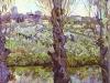 1889 Vue d'Arles