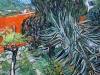 1890 Dans le jardin du docteur Gachet