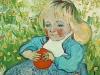 1890 Enfant et orange