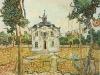 1890 Mairie d'Auvers le 14 juillet