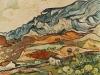 Les Alpilles, Mountainous Landscape near Saint-Remy