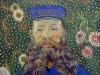 Peinture-Portrait-1889-Vincent van Gogh