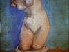 Plaster Statuette of a Female Torso 3