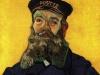 Portrait of the Postman Joseph Roulin 2
