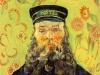 Portrait of the Postman Joseph Roulin 3