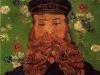 Portrait of the Postman Joseph Roulin 4