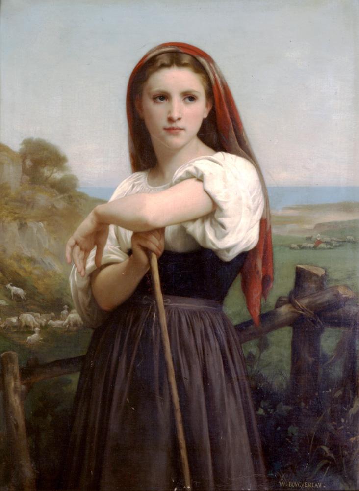 Jeune Bergere 2
