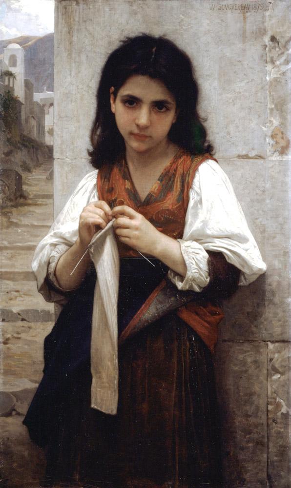 The Little Knitter 2
