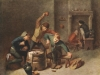 brawling-peasants