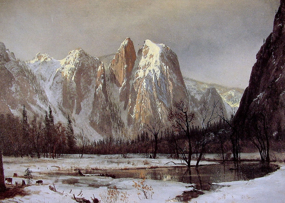cathedral-rock-yosemite-valley-california