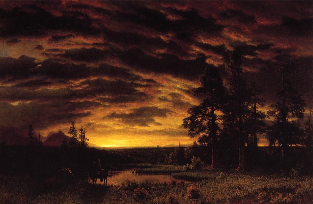 evening-on-the-prarie