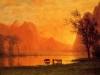 sundown-at-yosemite