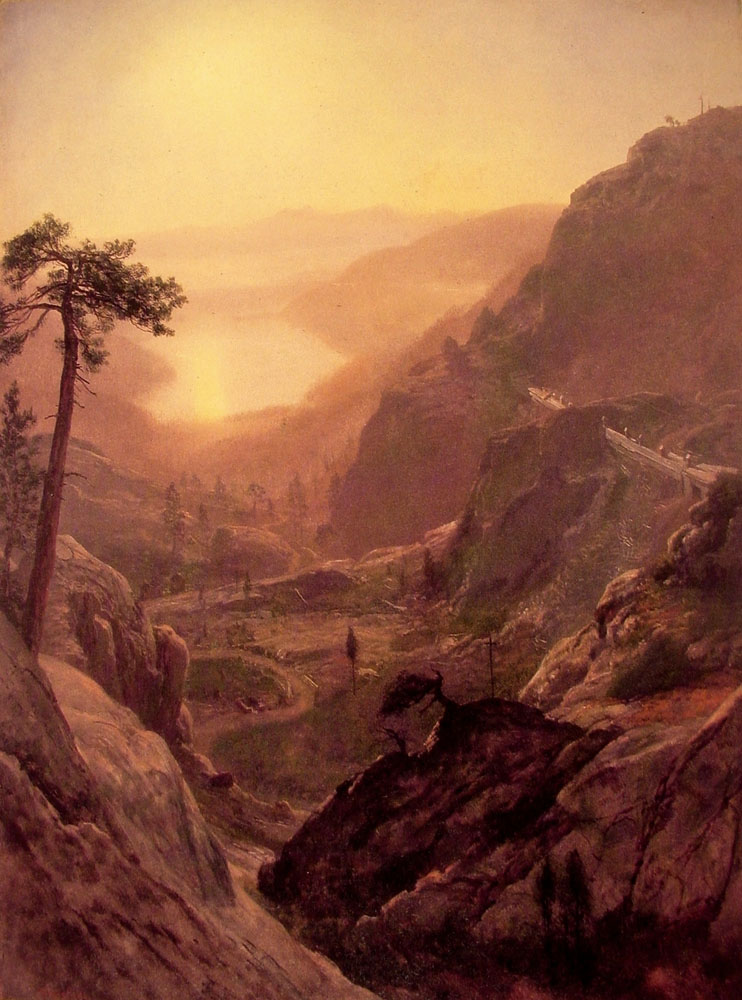 view-of-donner-lake-california