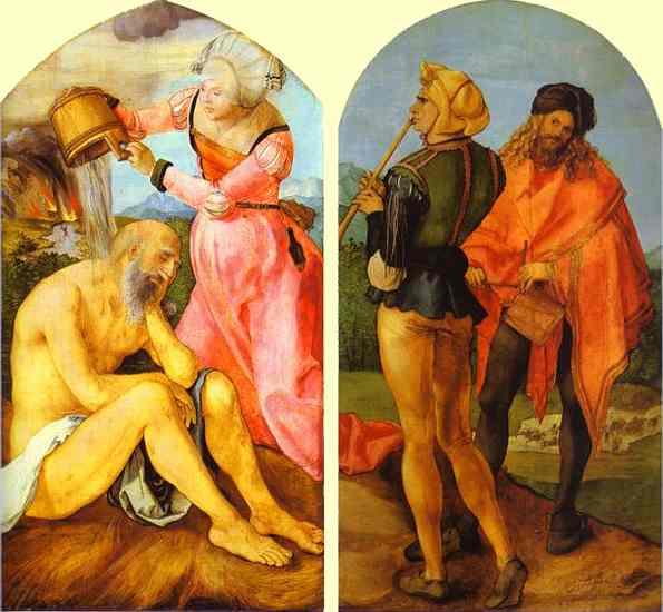 Albrecht Durer - The Jabach Altarpiece