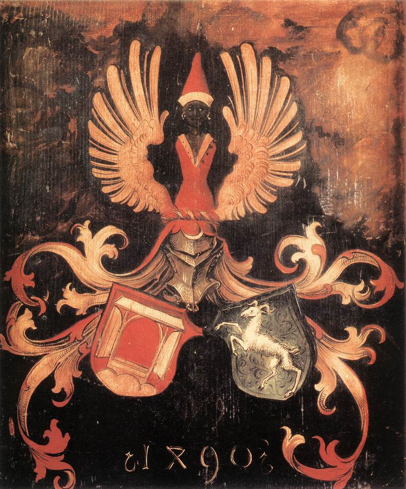 Alliance Coat of Arms of the Dürer and Holper Families