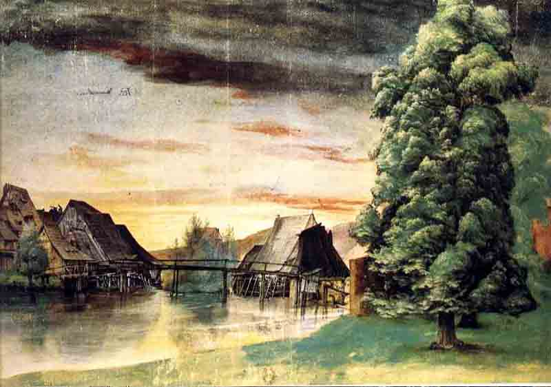Durer,15,germany,le Moulin Des Landes,paris Bn