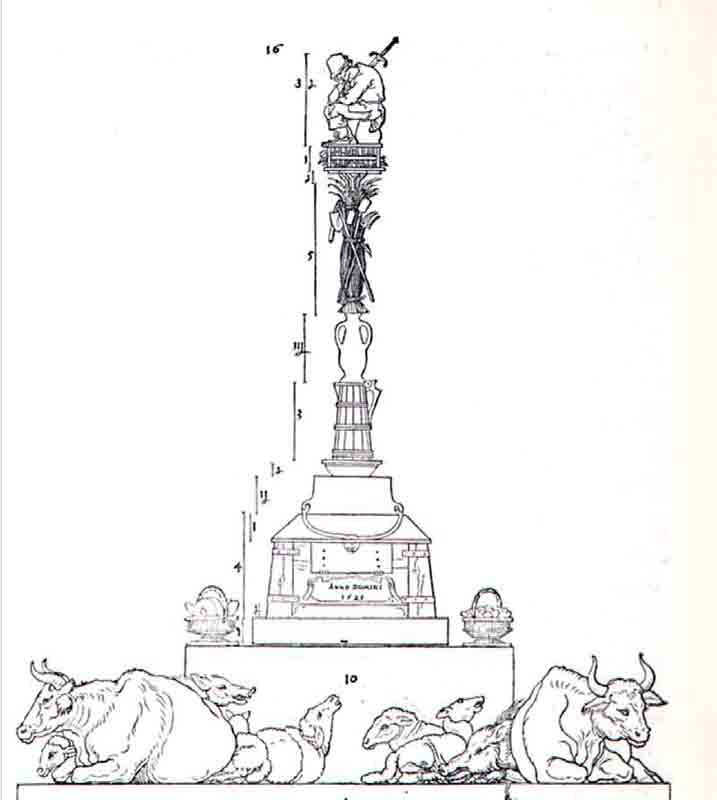 Durer,15,germany,projet De Monument Aux Paysans Vaincus,~5ed
