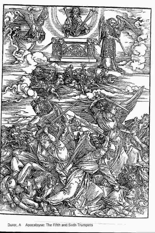 Durer,16,germany,the 5th And 6th Trumpets