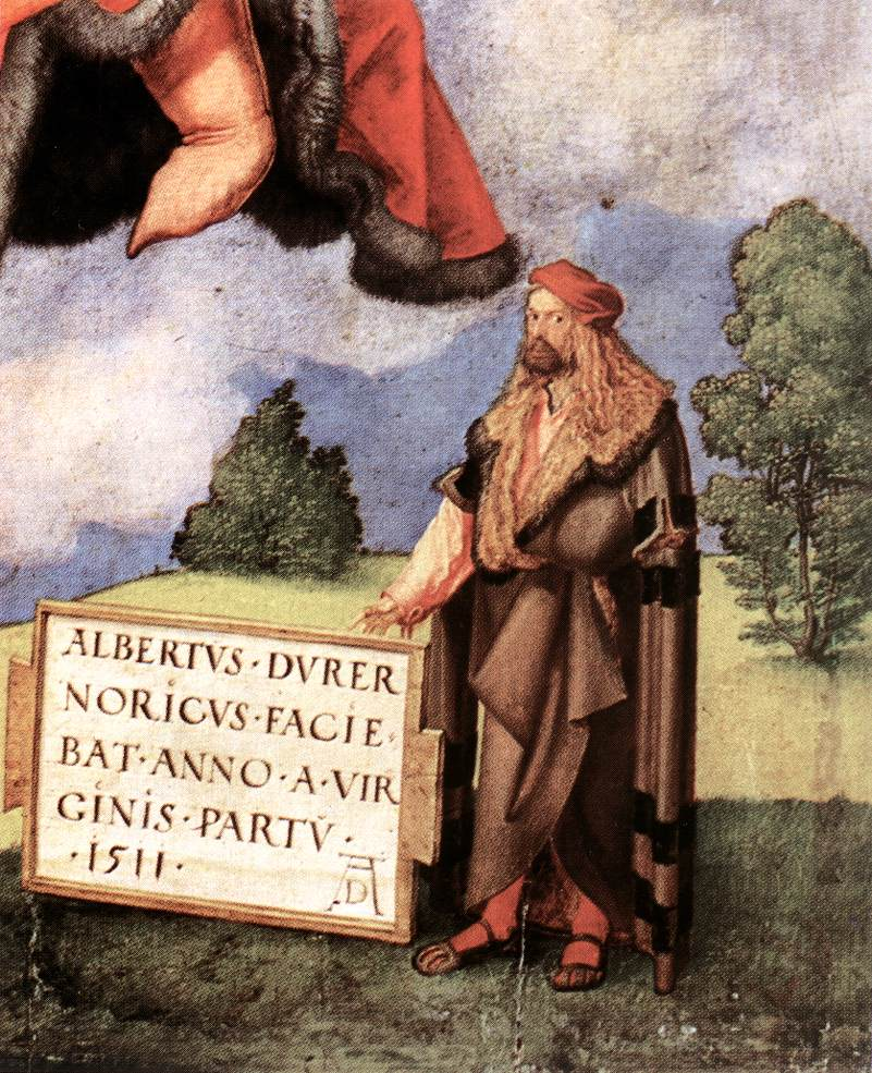 Landauer Altar (Detail) 7