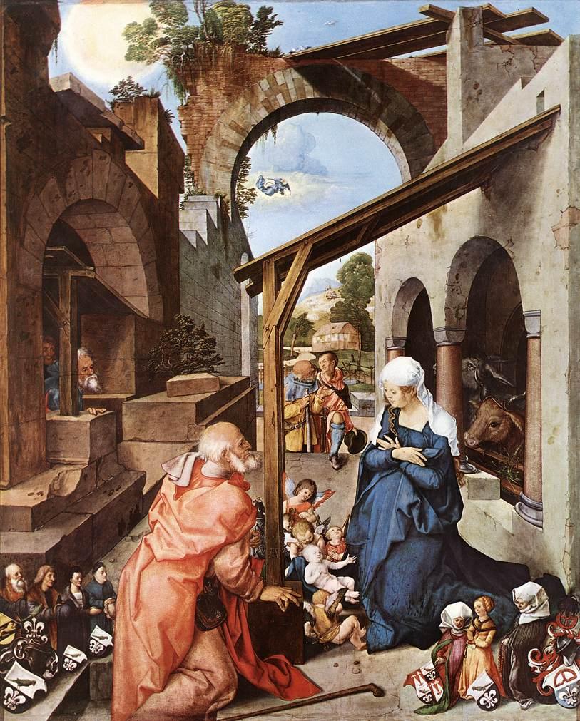 Paumgartner Altar (central panel)