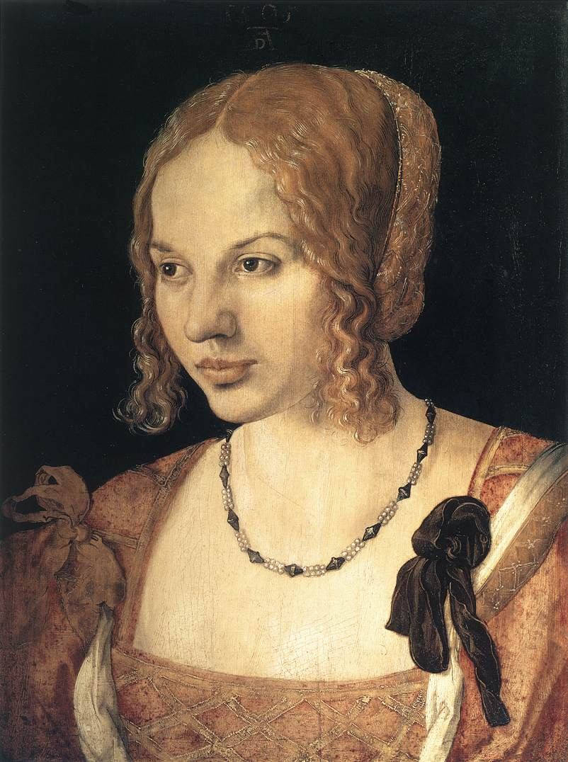 Portrait of a Young Venetian Woman