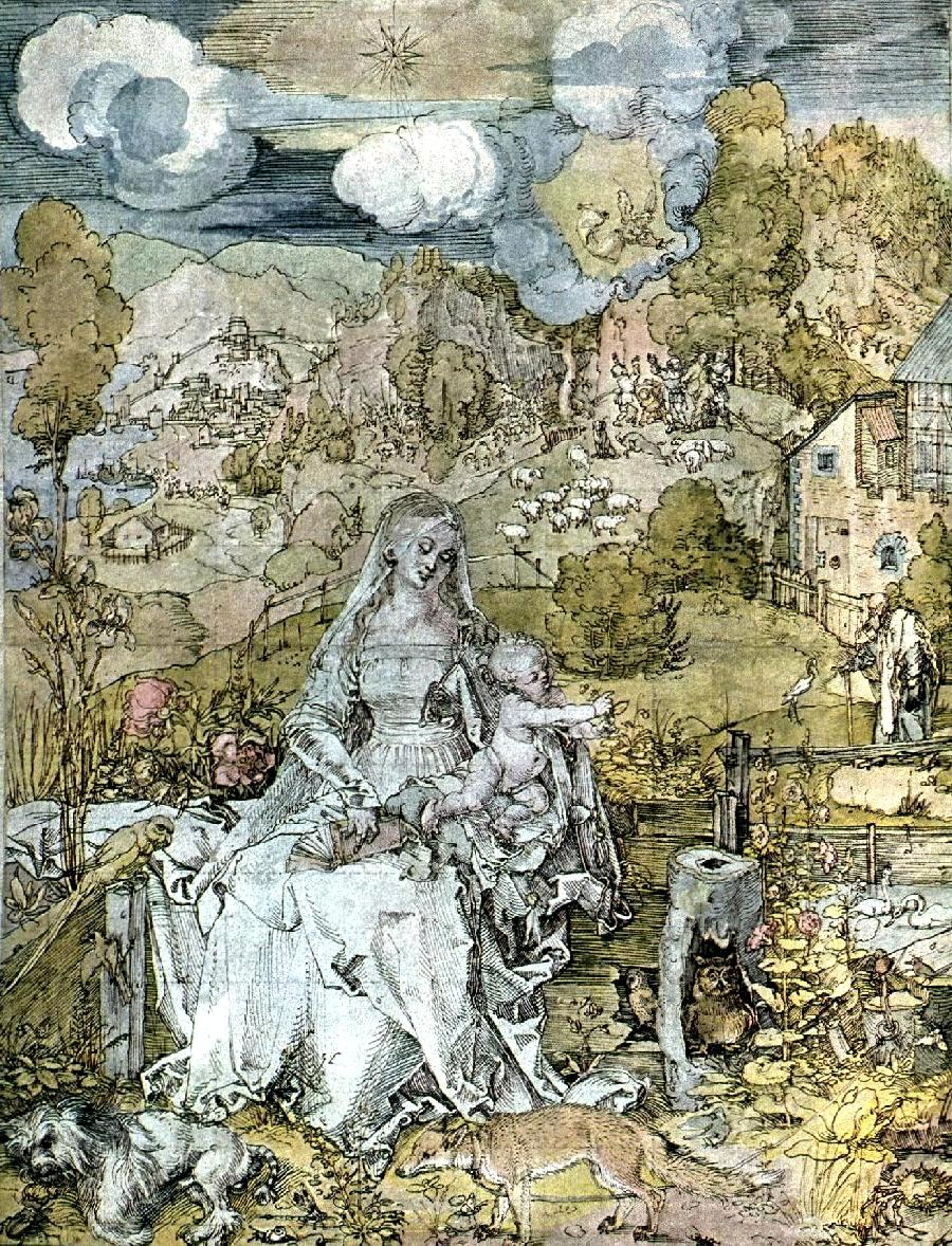 Virgin_with_a_Multitude_of_Animals_1503