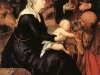 Adoration of the Magi (detail) 1