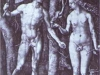 Albrecht Durer - Adam and Eve