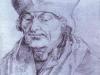 Albrecht Durer - Portrait of Erasmus