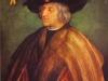 Albrecht Durer - Portrait of Maximilian I