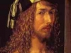 Albrecht Durer - Self-Portrait at 26. Detail