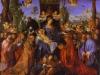 Albrecht Durer - The Altarpiece of the Rose Garlands