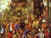 Albrecht Durer - The Martyrdom of the Ten Thousand