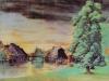 Albrecht Durer - Willow Mill