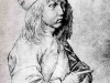 Durer Age13 ,15,germany,autoportrait,vienne Albertina
