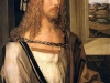 Durer,15,germany,autoportrait 1498, Madrid Prado