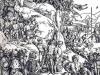 Durer,15,germany,le Martyr Des 10 000 Chretiens,berlin Smpk