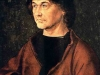 Durer,15,germany,portrait De Son Pere,florence Uffizzi