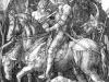 Durer,16,germany,le Chevalier La Mort Et Le Diable