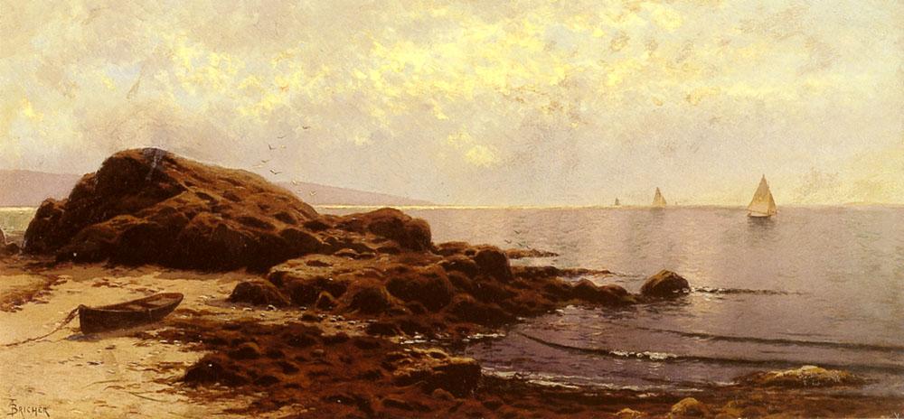 low-tide-baileys-island-maine