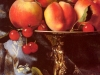 Still Life with Peaches, Plums and Cherries