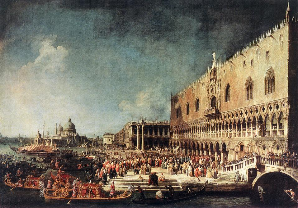 arrival-of-the-french-ambassador-in-venice