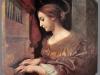 St Cecilia at the Organ