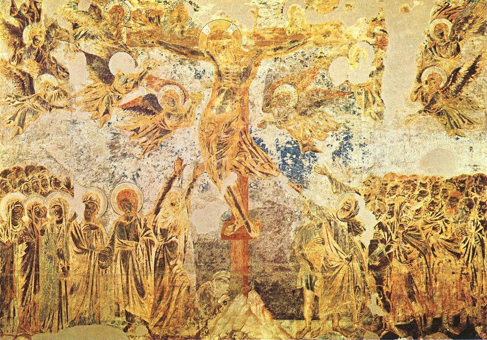 crucifix-fresco