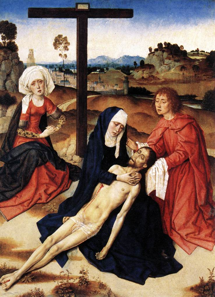 the-lamentation-of-christ