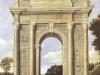 A Triumphal Arch of Allegories